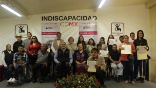Arrancan clases de Alfabetización 2018, primaria y secundaria para certificar a personas con Discapacidad